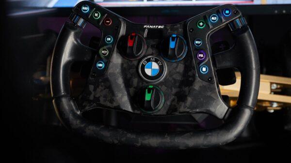 Volante BMW ps5