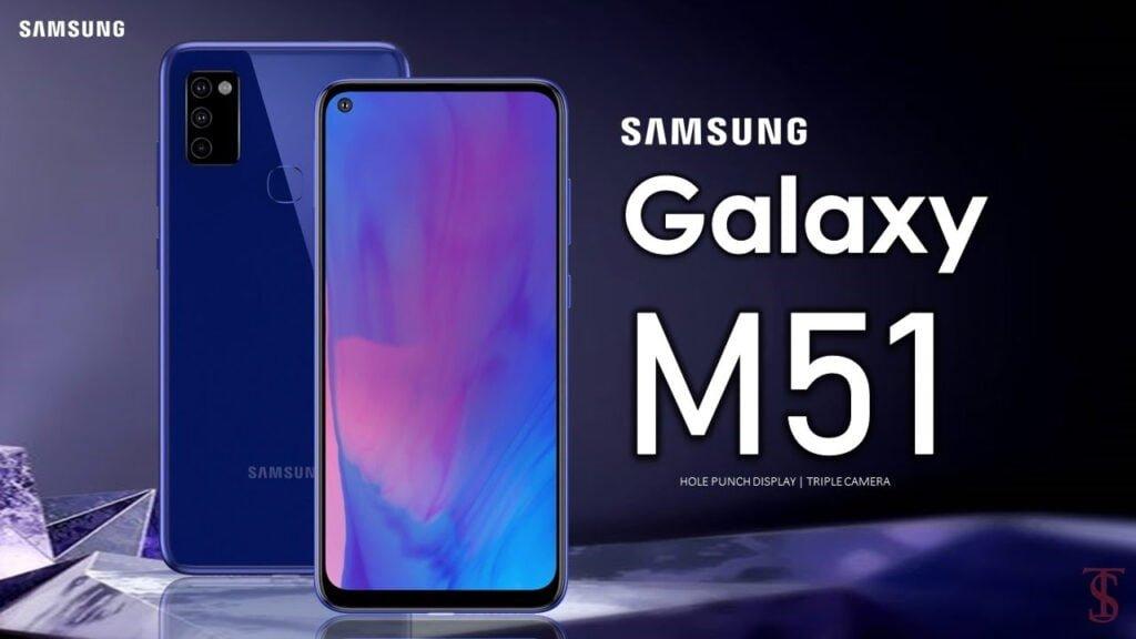 Promoção: Galaxy M51 com desconto de R$100,00