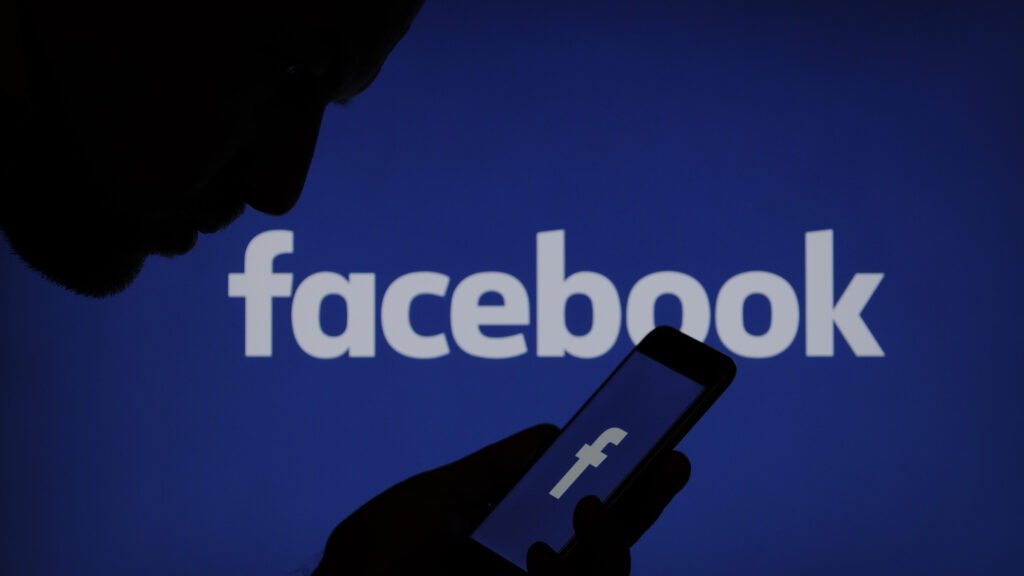 Facebook caiu